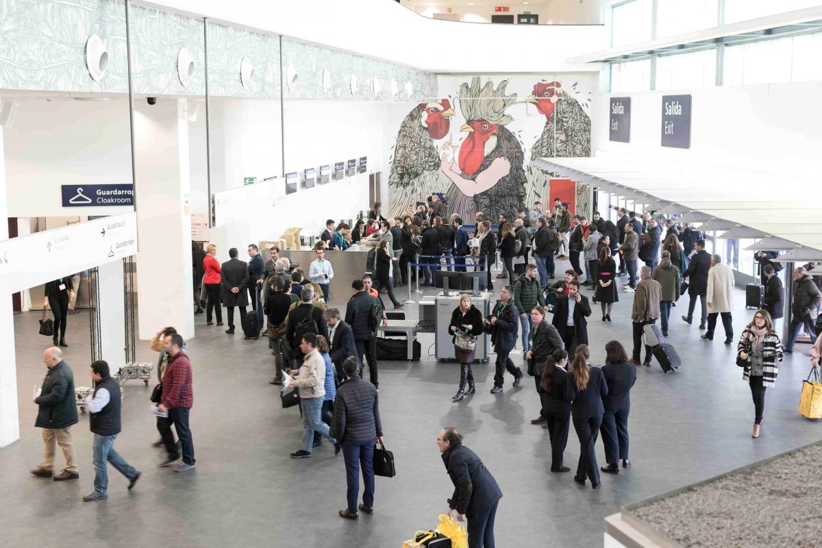 SAFE PALLET está presente en Empack 2019 en Feria Madrid para presentar su última novedad: intercaladores antideslizantes de plástico para el transporte